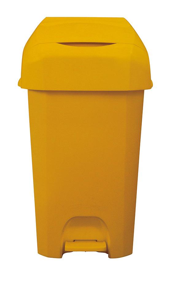 Clinical Waste Disposal: Yellow Nappy Bin